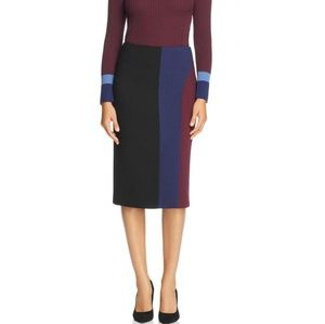 Boss velevia pencil skirt
